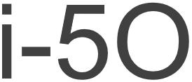 i-50 logo